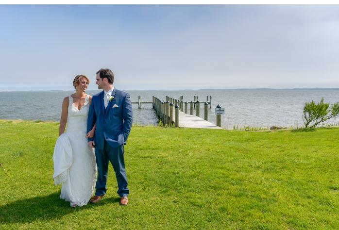 Rehoboth Beach Delaware wedding 1