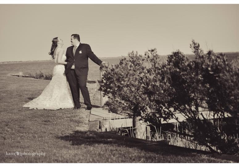 Rehoboth Beach Delaware wedding