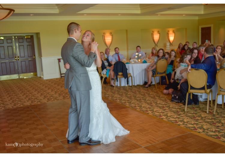 Baywood Greens wedding first dance 3