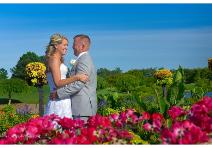 Baywood Greens wedding flowers