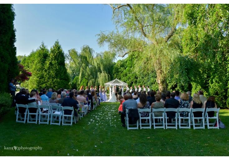 Farmhouse in Newark De wedding venue