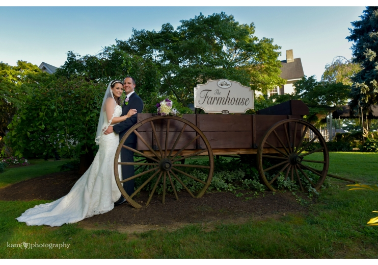 Farmhouse in Newark De wedding
