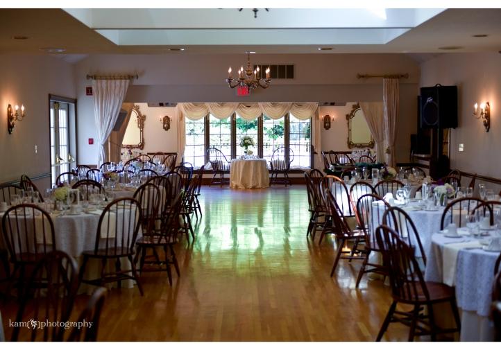 Farmhouse Newark De wedding venue