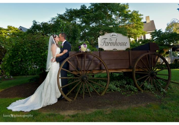 Farmhouse wedding venue Newark De
