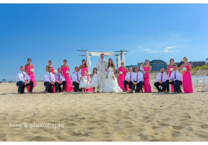 Dewey beach wedding 135