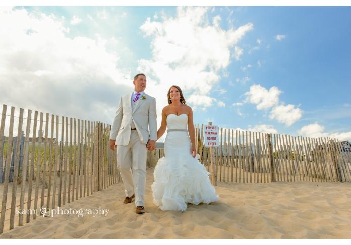 Dewey beach wedding 1u