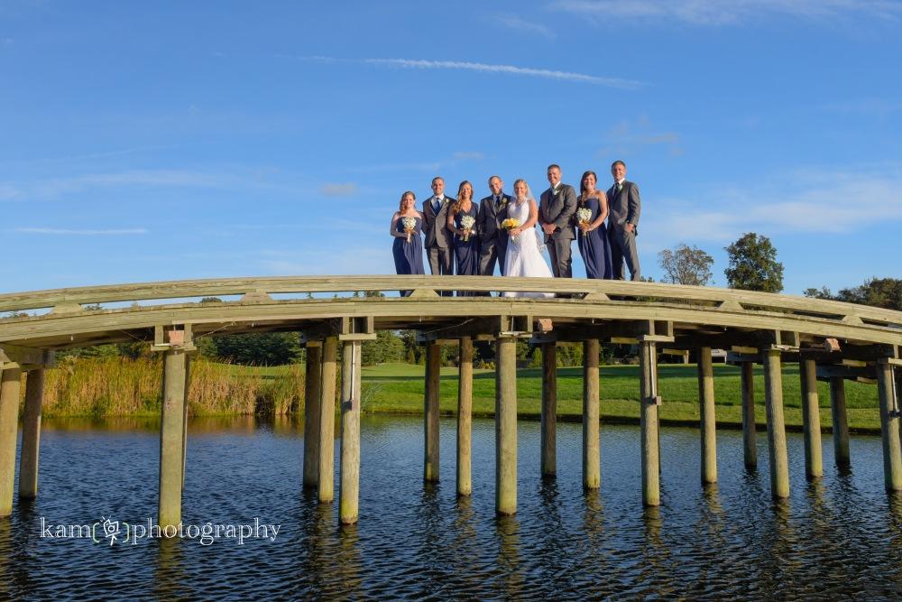 fall wedding, Baywood Greens 11