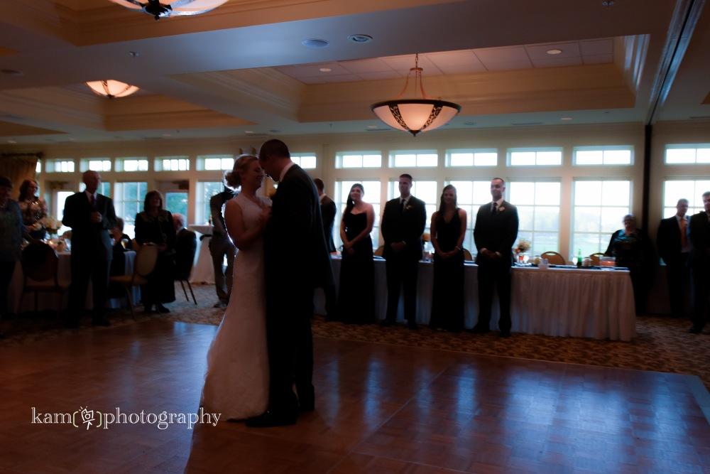 fall wedding, Baywood Greens 19