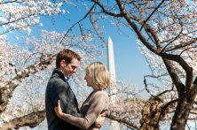 engagement shoot in Washington DC
