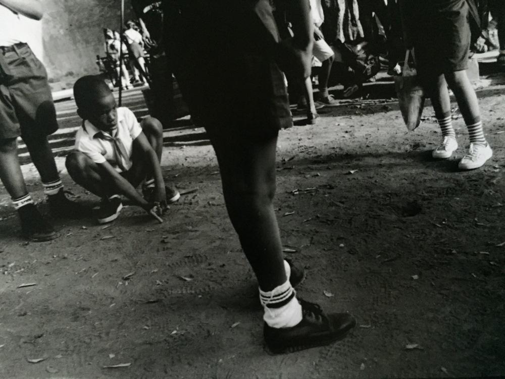 school kids Cuba, Havana